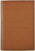 Books:First Editions, Wallace Stegner. Beyond the Hundredth Meridian. Boston:Houghton Mifflin, 1954. First edition. Octavo. Publisher's b...