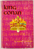 Books:First Editions, Robert E. Howard. King Conan. New York: Gnome Press, [1953].First edition. Octavo. Publisher's binding and dust jac...