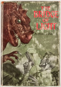 Books:First Editions, A. Hyatt Verrill. The Bridge of Light. Reading: FantasyPress, 1950. First edition. Octavo. Publisher's binding and ...