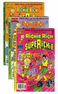 Bronze Age (1970-1979):Cartoon Character, Superichie #1-18 File Copies Group (Harvey, 1975-79) Condition:Average NM-.... (Total: 40 Comic Books)