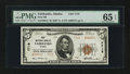 National Bank Notes:Alaska, Fairbanks, AK - $5 1929 Ty. 2 First NB Ch. # 7718. ...