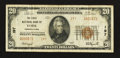 National Bank Notes:Pennsylvania, York, PA - $20 1929 Ty. 2 The First NB Ch. # 197. ...
