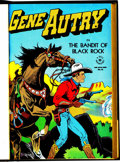 Golden Age (1938-1955):Western, Gene Autry Comics Bound Volumes (Dell, 1945-58).... (Total: 24 )