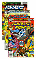 Modern Age (1980-Present):Superhero, Fantastic Four Group (Marvel, 1978-91) Condition: Average VF/NM....(Total: 92 Comic Books)