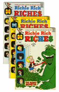 Bronze Age (1970-1979):Humor, Richie Rich Riches #1-59 File Copies Group (Harvey, 1972-82)Condition: Average NM-.... (Total: 119 )