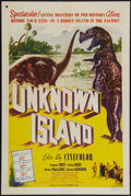 """Movie Posters:Science Fiction, Unknown Island (Film Classics, Inc., 1948). One Sheet (27"""" X 41"""").Science Fiction.. ..."""