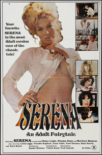 """Serena: An Adult Fairy Tale & Other Lot (Unknown, 1979). One Sheets (3) (27"""" X 41"""" & 25"""" X 37. 5&..."""