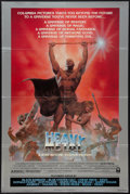 "Movie Posters:Animated, Heavy Metal (Columbia, 1981). One Sheet (27"" X 41"") and Program (10.75"" X 15"") Style B. Animated.. ... (Total: 2 Items)"
