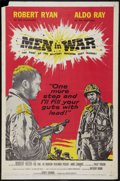 "Movie Posters:War, Men in War and Other Lot (United Artists, 1957). One Sheets (2)(27"" X 41""). War.. ... (Total: 2 Items)"