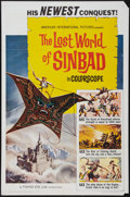 "Movie Posters:Fantasy, The Lost World of Sinbad (American International, 1965). One Sheet (27"" X 41""). Fantasy.. ..."