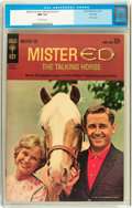 Silver Age (1956-1969):Humor, Mister Ed, The Talking Horse #1 File Copy (Gold Key, 1962) CGC NM 9.4 Off-white pages....