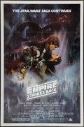 "Movie Posters:Science Fiction, The Empire Strikes Back (20th Century Fox, 1980). One Sheet (27"" X41"") Style A Flat Folded. Science Fiction.. ..."