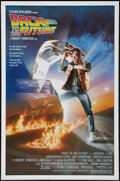 """Movie Posters:Science Fiction, Back to the Future (Universal, 1985). One Sheet (27"""" X 40"""").Science Fiction.. ..."""