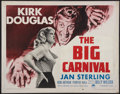 """Movie Posters:Film Noir, Ace In The Hole (Paramount,1951). Half Sheet (22"""" X 28"""") Style B.Film Noir. Alternate Title: The Big Carnival.. ..."""