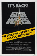 "Movie Posters:Science Fiction, Star Wars (20th Century Fox, R-1981). One Sheet (27"" X 41""). Science Fiction.. ..."