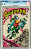 Bronze Age (1970-1979):Superhero, Aquaman #52 Twin Cities pedigree (DC, 1970) CGC NM/MT 9.8 Whitepages....
