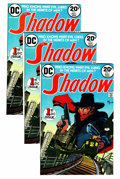 Bronze Age (1970-1979):Miscellaneous, The Shadow #1 Group (DC, 1973) Condition: Average NM-....