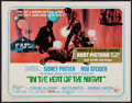 "Movie Posters:Academy Award Winners, In the Heat of the Night (United Artists, 1967). Half Sheet (22"" X28""). Academy Award Winners.. ..."