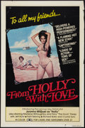 "Movie Posters:Adult, From Holly with Love & Other Lot (Caballero Control, 1978). One Sheets (3) (27"" X 41"" & 24"" X 36""). Adult.. ... (Total: 3 Items)"