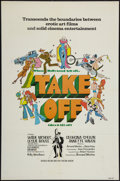 """Movie Posters:Adult, Take Off (Unknown, 1978). One Sheet (27"""" X 41""""). Adult.. ..."""