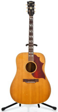 Musical Instruments:Acoustic Guitars, 1960's Gibson Country Western Natural Acoustic Guitar ...