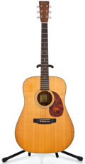 Musical Instruments:Acoustic Guitars, 1992 Martin HD-2832 Shenandoah Natural Acoustic Guitar #514543...