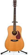 Musical Instruments:Acoustic Guitars, 1990 Martin D-2832 Shenandoah Natural Acoustic Guitar #496899...