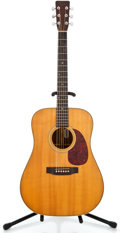 Musical Instruments:Acoustic Guitars, 1985 Martin HD-2832 Shenandoah Natural Acoustic Guitar #454082...