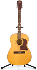 Musical Instruments:Acoustic Guitars, 1970's Favilla F-6 Natural Acoustic Guitar #8739...
