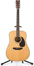 Musical Instruments:Acoustic Guitars, Recent Fender F-65 Natural Acoustic Guitar #7930598...