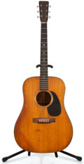 Musical Instruments:Acoustic Guitars, 1954 Martin D18 Natural Acoustic Guitar #140059...