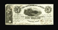 Obsoletes By State:Texas, Houston, TX- Government of Texas $5 June 1, 1838 Cr. H16 Medlar 59. ...