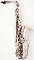 Musical Instruments:Horns & Wind Instruments, 1923 Conn Brass Alto Saxophone #112494...