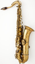 Musical Instruments:Horns & Wind Instruments, 1920's King C-Melody Brass Alto Saxophone #86180...