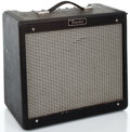 Musical Instruments:Amplifiers, PA, & Effects, Recent Fender Blues Junior Black Guitar Amplifier #B-154311...