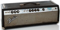 Musical Instruments:Amplifiers, PA, & Effects, 1970's Fender Bassman 100 Silverface Amplifier Head #A53070...