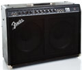 Musical Instruments:Amplifiers, PA, & Effects, Recent Fender FM212R Black Guitar Amplifier #CAX04Q0311...