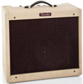 Musical Instruments:Amplifiers, PA, & Effects, Recent Fender Blues-Junior Blonde Guitar Amplifier #B-086392...