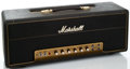 Musical Instruments:Amplifiers, PA, & Effects, 1990's Marshall MK II Super Lead 100 Black Amplifier Head#933185006...