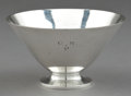 Silver Holloware, American:Bowls, A TIFFANY & CO. SILVER BOWL . Tiffany & Co., New York, NewYork, circa 1923. Marks: TIFFANY & CO., MAKERS STERLINGSILVER,...