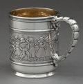 Silver Holloware, American:Child's Cups, A TIFFANY & CO. SILVER CHILD'S CUP . Tiffany & Co., NewYork, New York, circa 1870-1875. Marks: TIFFANY & CO.,MAKERS STER...