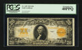 Large Size:Gold Certificates, Fr. 1187 $20 1922 Gold Certificate PCGS Extremely Fine 40PPQ.. ...