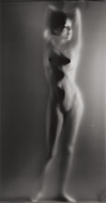 Photographs:20th Century, RUTH BERNHARD (American, 1905-2006). Luminous Body, 1962.Gelatin silver, printed later. 9-3/4 x 5-1/8 inches (24.8 x 13...
