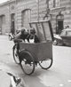 ROBERT DOISNEAU (French, 1912-1994) Le Baiser Blotto, 1950 Gelatin silver, printed later 16-1/2 x 13-3/8 inches (41.9