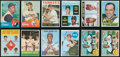 Baseball Cards:Lots, 1963 Through 1970 Topps Baseball Collection (84) With Many Stars....