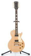 Musical Instruments:Electric Guitars, 1975 Gibson Les Paul Deluxe Refinished Solid Body Electric Guitar#99223095...