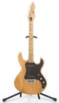 Musical Instruments:Electric Guitars, 1980's Peavey T-15 Natural Solid Body Electric Guitar #01037369...