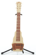 Musical Instruments:Lap Steel Guitars, 1949 Gibson BR-9 Tan Lap Steel Guitar ...