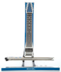 Musical Instruments:Lap Steel Guitars, Recent SGI Excel Blue Pedal Steel Guitar...
