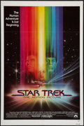"Movie Posters:Science Fiction, Star Trek: The Motion Picture (Paramount, 1979). One Sheet (27"" X41"") and Lobby Card Set of 8 (11"" X 14""). Science Fiction....(Total: 9 Items)"